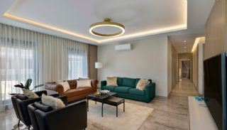 Panoramic View Apartments with Shopping Street in Antalya, Interior Photos-2