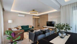 Panoramic View Apartments with Shopping Street in Antalya, Interior Photos-3