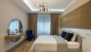 Panoramic View Apartments with Shopping Street in Antalya, Interior Photos-6