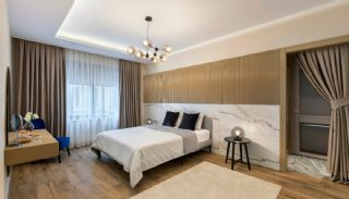 Panoramic View Apartments with Shopping Street in Antalya, Interior Photos-7