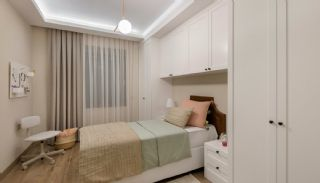 Panoramic View Apartments with Shopping Street in Antalya, Interior Photos-14