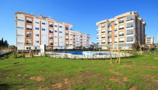 Middle-Floor Apartment for Sale in Complex in Kepez Antalya, Antalya / Kepez