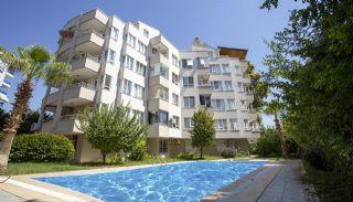 Ruime duplex appartement met aardgas in Lara Antalya, Antalya / Lara