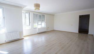 Ruime duplex appartement met aardgas in Lara Antalya, Interiör bilder-3
