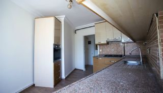 Ruime duplex appartement met aardgas in Lara Antalya, Interiör bilder-6