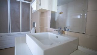 Ruime duplex appartement met aardgas in Lara Antalya, Interiör bilder-17