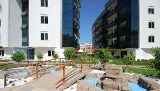 شقة جاهزة للسكن مفروشة بالكامل في كونيالتي أنطاليا, انطاليا / كونيالتي - video