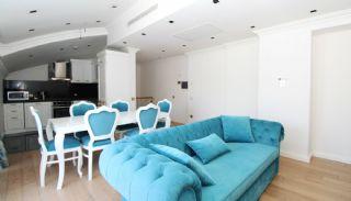 شقة جاهزة للسكن مفروشة بالكامل في كونيالتي أنطاليا, تصاوير المبنى من الداخل-1