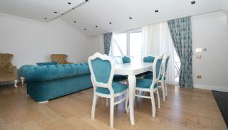 شقة جاهزة للسكن مفروشة بالكامل في كونيالتي أنطاليا, تصاوير المبنى من الداخل-2