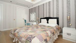 شقة جاهزة للسكن مفروشة بالكامل في كونيالتي أنطاليا, تصاوير المبنى من الداخل-6