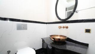 شقة جاهزة للسكن مفروشة بالكامل في كونيالتي أنطاليا, تصاوير المبنى من الداخل-15