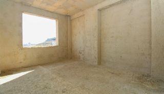 Недвижимость в Анталии с Панорамным Видом на Город и Море, Фотографии строительства-13
