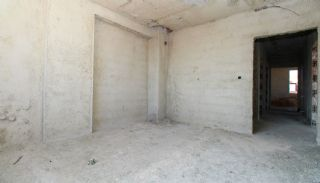Недвижимость в Анталии с Панорамным Видом на Город и Море, Фотографии строительства-14