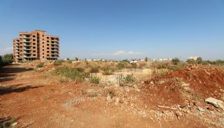 Real Estate in Antalya with Panoramic City and Sea Views, Construction Photos-4