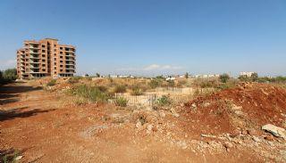 Недвижимость в Анталии с Панорамным Видом на Город и Море, Фотографии строительства-4