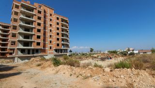 Real Estate in Antalya with Panoramic City and Sea Views, Construction Photos-5