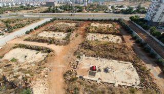 Недвижимость в Анталии с Панорамным Видом на Город и Море, Фотографии строительства-7