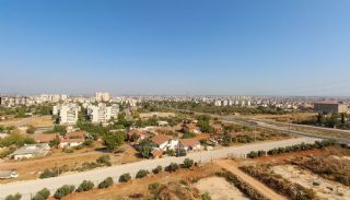 Real Estate in Antalya with Panoramic City and Sea Views, Construction Photos-8