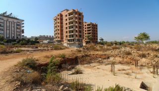 Real Estate in Antalya with Panoramic City and Sea Views, Construction Photos-9