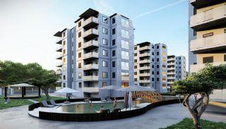 Недвижимость в Анталии с Панорамным Видом на Город и Море, Анталия / Кепез - video