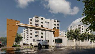 Immobilier à Antalya Vue Panoramique Sur Ville et Mer, Antalya / Kepez - video