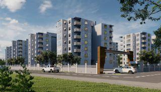 Недвижимость в Анталии с Панорамным Видом на Город и Море, Анталия / Кепез