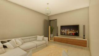 Недвижимость в Анталии с Панорамным Видом на Город и Море, Фотографии комнат-1