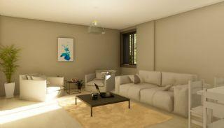 Недвижимость в Анталии с Панорамным Видом на Город и Море, Фотографии комнат-2