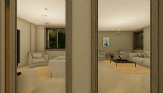 Недвижимость в Анталии с Панорамным Видом на Город и Море, Фотографии комнат-3
