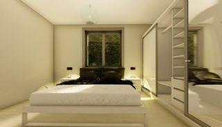 Недвижимость в Анталии с Панорамным Видом на Город и Море, Фотографии комнат-5
