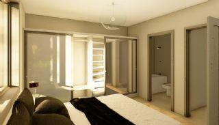 Недвижимость в Анталии с Панорамным Видом на Город и Море, Фотографии комнат-6