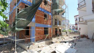 Antalya Muratpaşa'da Toplu Taşıma Olanaklarına Yakın Sıfır Daireler, İnşaat Fotoğrafları-3
