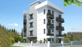 Strategiskt belägna Antalya lägenheter nära busshållplatser, Antalya / Centrum - video