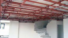 Maison Riverside,  Photos de Construction-9