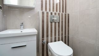 New Antalya Flats Close to Daily Amenities in Muratpaşa, Interior Photos-15
