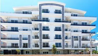 Möblierte Wohnungen in der Nähe aller Annehmlichkeiten in Antalya, Antalya / Konyaalti - video