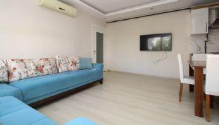 Möblierte Wohnungen in der Nähe aller Annehmlichkeiten in Antalya, Foto's Innenbereich-3