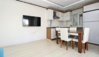 Möblierte Wohnungen in der Nähe aller Annehmlichkeiten in Antalya, Foto's Innenbereich-4
