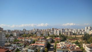 Потрясающая Квартира в Анталии с Панорамным Обзором, Анталия / Лара - video