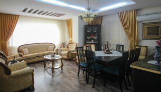 Luxury Renovated Flat Facing Four Fronts in Antalya, Interior Photos-10