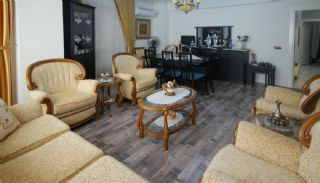 Luxury Renovated Flat Facing Four Fronts in Antalya, Interior Photos-11