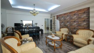 Luxury Renovated Flat Facing Four Fronts in Antalya, Interior Photos-12