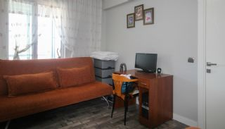 Потрясающая Квартира в Анталии с Панорамным Обзором, Фотографии комнат-14