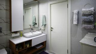 Потрясающая Квартира в Анталии с Панорамным Обзором, Фотографии комнат-16