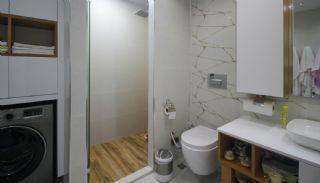 Потрясающая Квартира в Анталии с Панорамным Обзором, Фотографии комнат-17