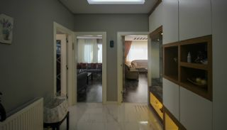 Luxury Renovated Flat Facing Four Fronts in Antalya, Interior Photos-19