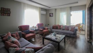 Luxury Renovated Flat Facing Four Fronts in Antalya, Interior Photos-2