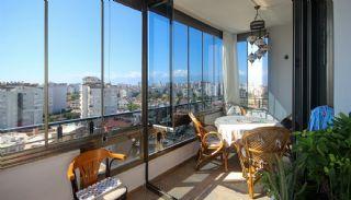 شقة فاخرة مجددة تواجه أربع واجهات في أنطاليا, تصاوير المبنى من الداخل-20