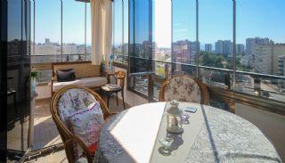 شقة فاخرة مجددة تواجه أربع واجهات في أنطاليا, تصاوير المبنى من الداخل-21
