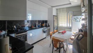 Luxury Renovated Flat Facing Four Fronts in Antalya, Interior Photos-3